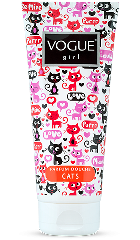 Cats Parfum Douchegel